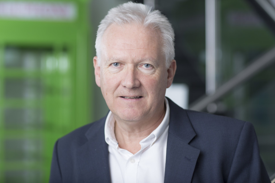 Bývalý šéf Amazonu v ČR na konferenci Ecommerce Expo Prague.