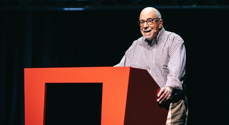 Bob Hoffman AdContrarian na Marketing Festivalu 2017