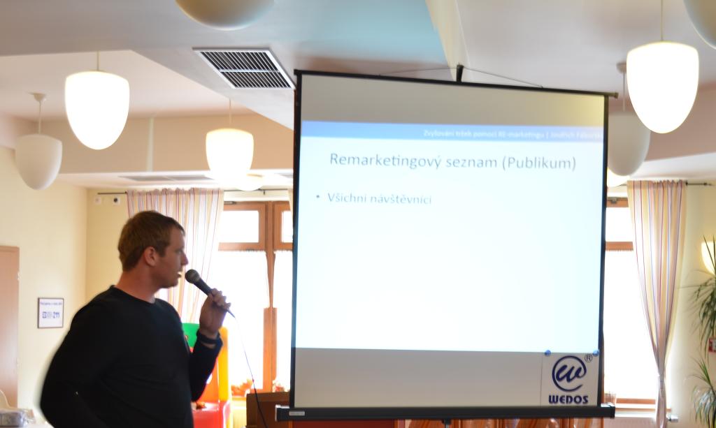 Foto - Čtvrteční prezentace o remarketingu