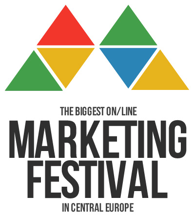 Logo konference Marketing Festival