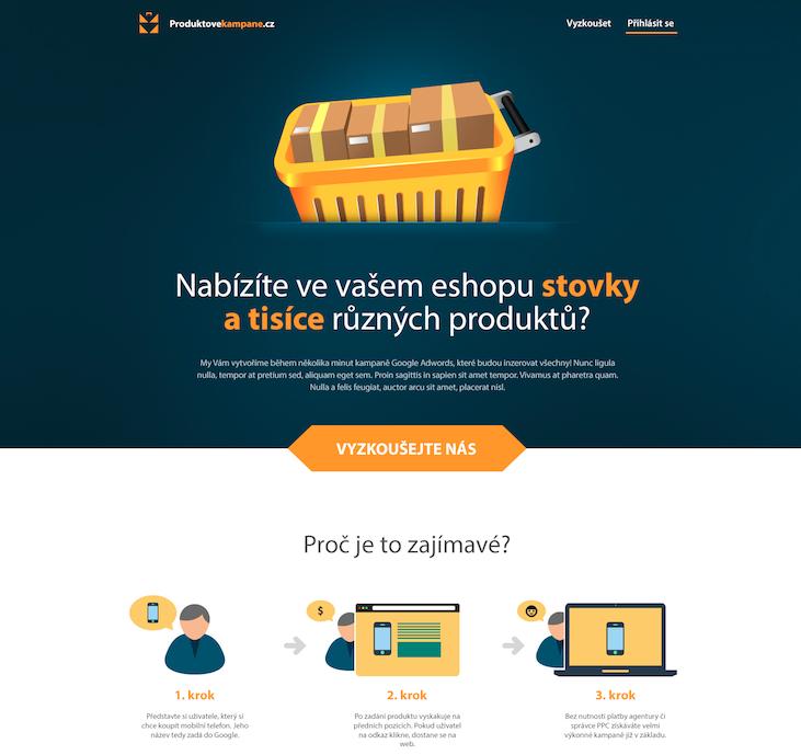 ProduktovéKampaně.cz - první náhled