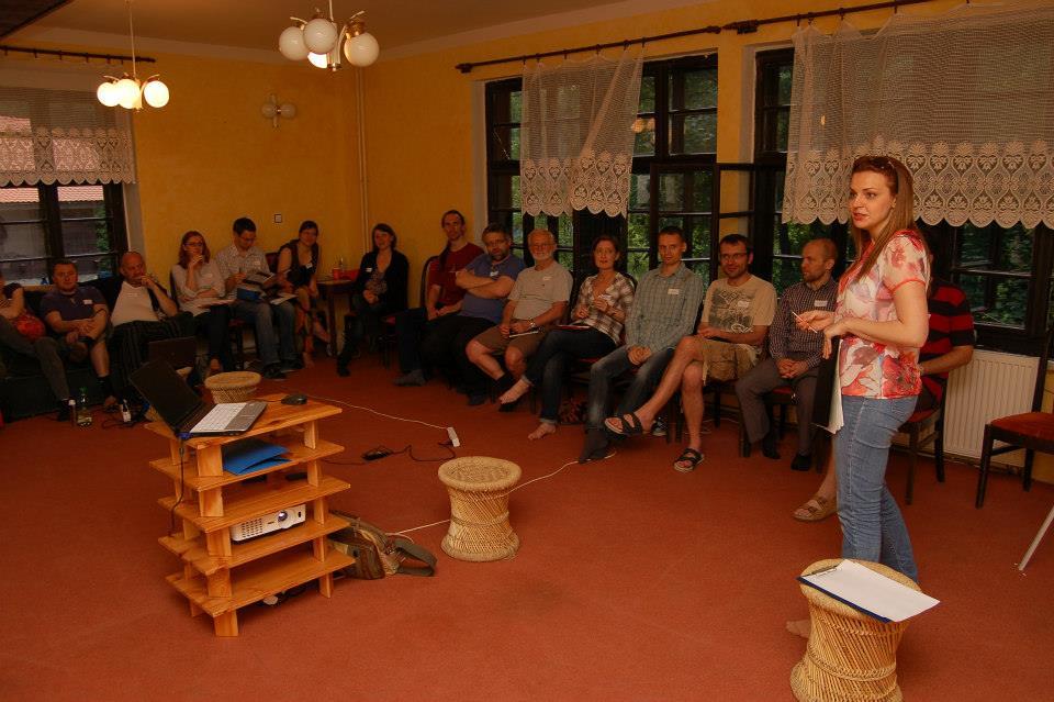Ilustrativní fotka ze setkání Občanů 2.0
