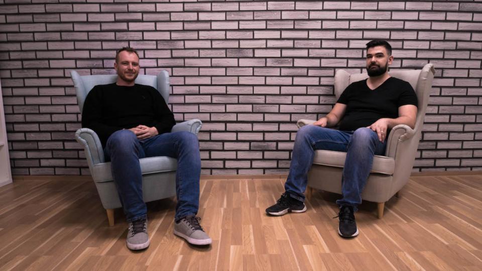 Já a Dalibor Cicman – CEO GymBeam.sk